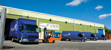 Frankley Packaging Brierley Hill Location photo