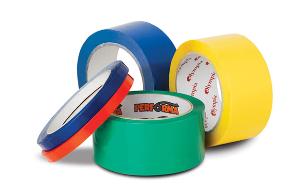 Frankley Packaging Brierley Hill Coloured Packaging Tape main photo